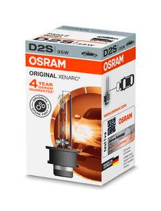Osram D2s Garantie de 4 ans - 44,95 €