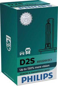 Philips Xénon D2R X-tremevision 85126XV2 gen2 +150% - 65,27 €