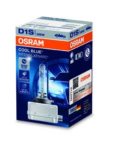 Osram D1s Coolblue Intense 66140CBI - 44,95 €