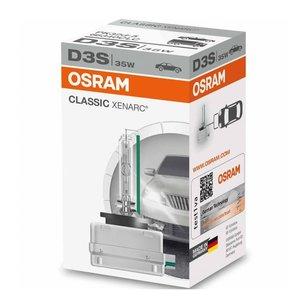 Osram Xénon Xenarc D3s 66340 Garantie de 2 ans - 49,95 €
