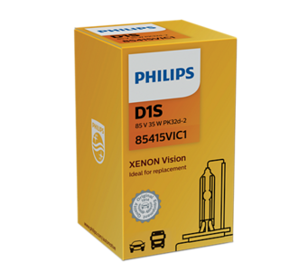 Philips D1S 85410 85415 - 48,95 €