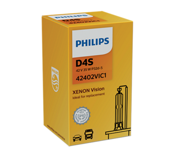 Philips D4s 42402 - 49,95 €