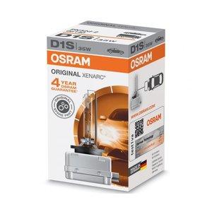 Osram D1s Xénon 66140 77 01 062 188 - 7701062188 Garantie de 4 ans - 48,95 €