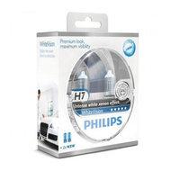 Philips H7 Whitevision Set de 2 - 23,95 €